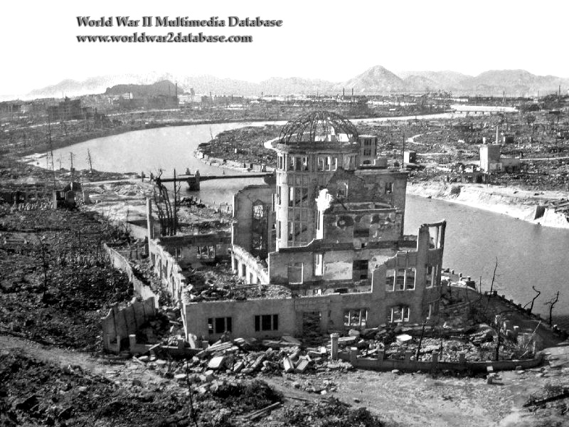 The atomic bombing on hiroshima and nagasaki was necessary to end world war ii